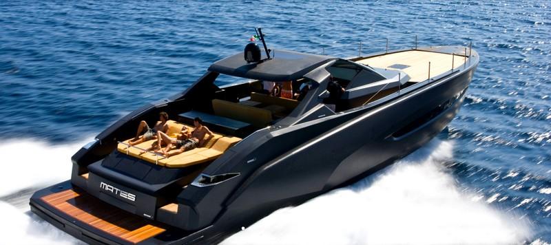 Kifaru Askari 657 yacht