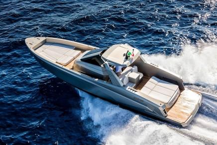 Kifaru Baby smart-boat