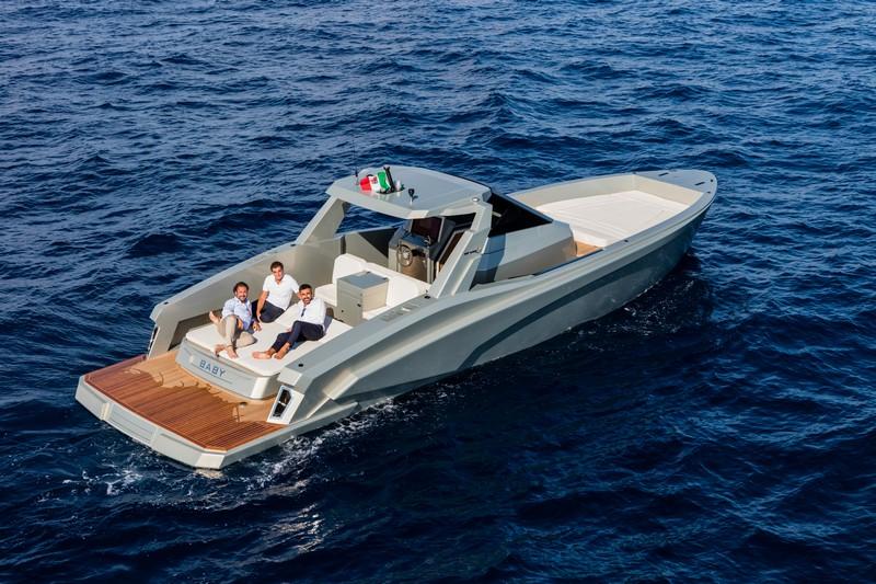 Kifaru Baby Yacht 2015 model
