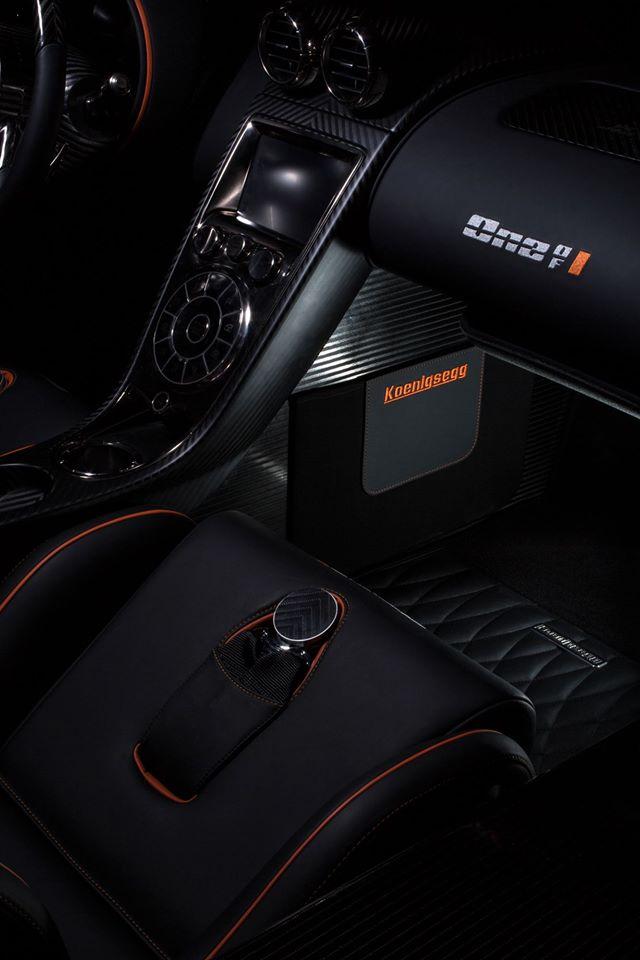Koenigsegg Agera Final car