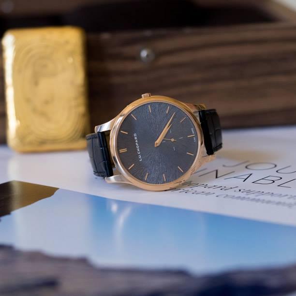 L.U.C XPS Fairmined watch - baselworld 2015