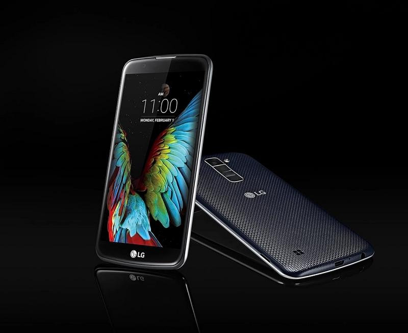 LG K Series--