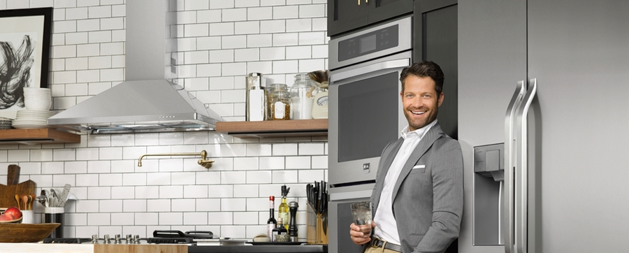 LG Studio unveiled Nate Berkus-inspired suite of LG Studio appliances-reimagine your kitchen