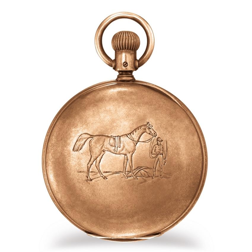 LONGINES The Longines Equestrian Pocket Watch Jockey 1878 -