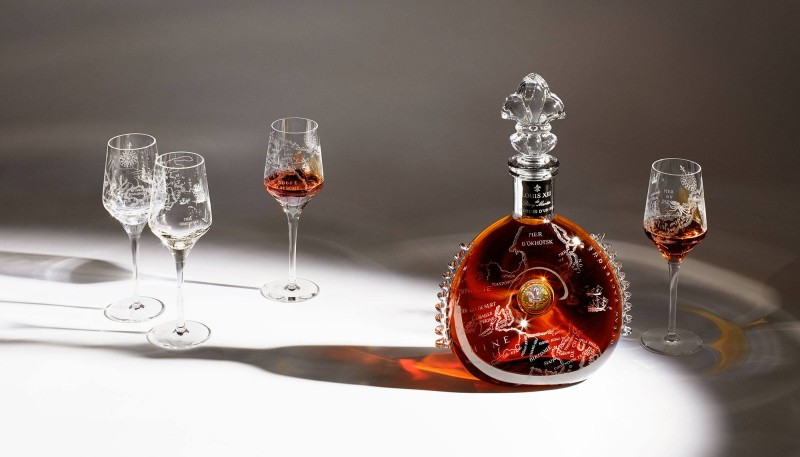 LOUIS XIII Cognac L'Odyssee d'un roi-
