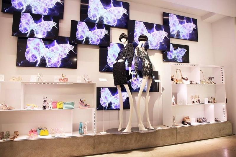 LUISAVIAROMA Concept Store in Firenze Italy-