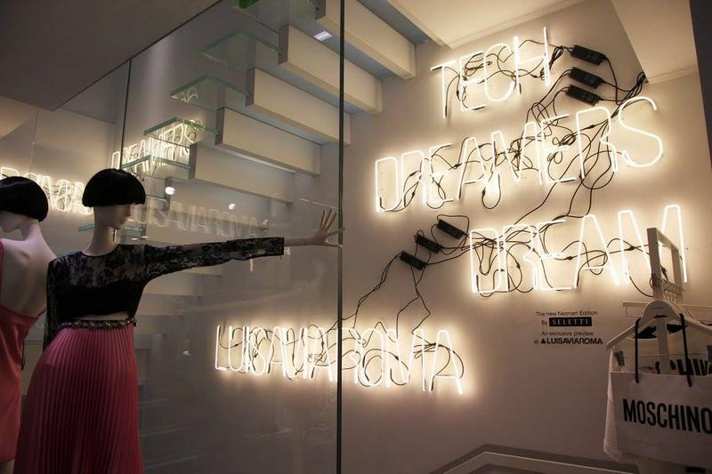 LUISAVIAROMA Concept Store in Firenze Italy-004