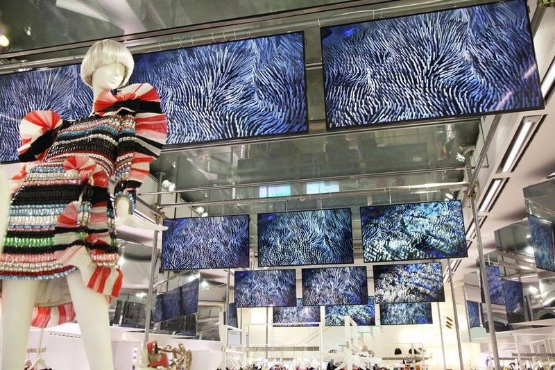 LUISAVIAROMA Concept Store in Firenze Italy-006