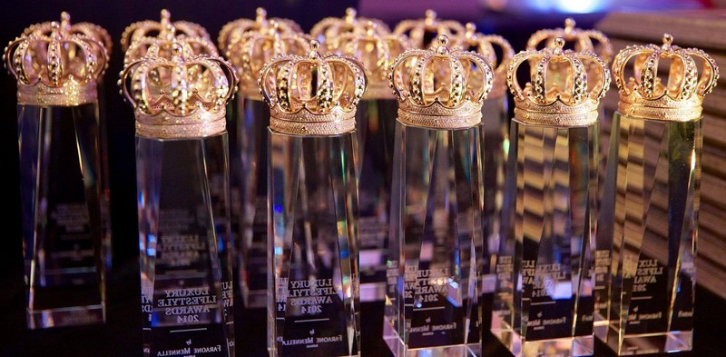 LUXURY LIFESTYLE AWARDS 2015 ASIA HONOURING THE BEST OF LUXURY