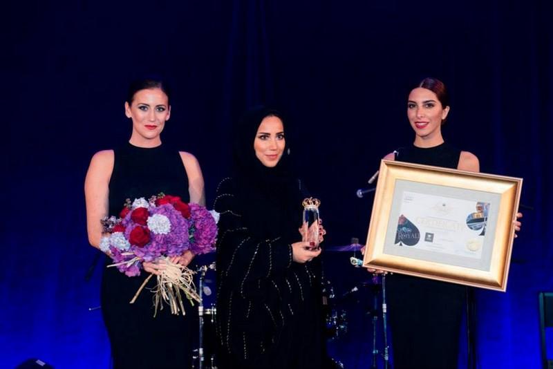 LUXURY LIFESTYLE AWARDS 2015 Ritz Carlton Dubai