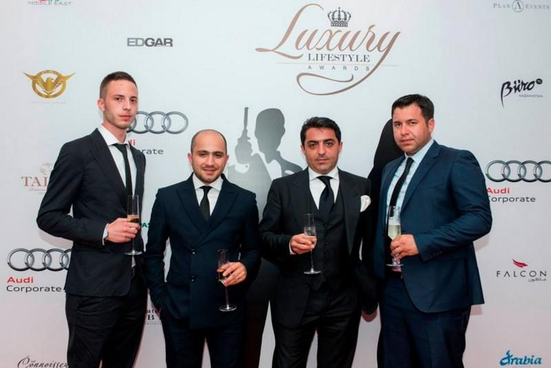 LUXURY LIFESTYLE AWARDS Middle East--