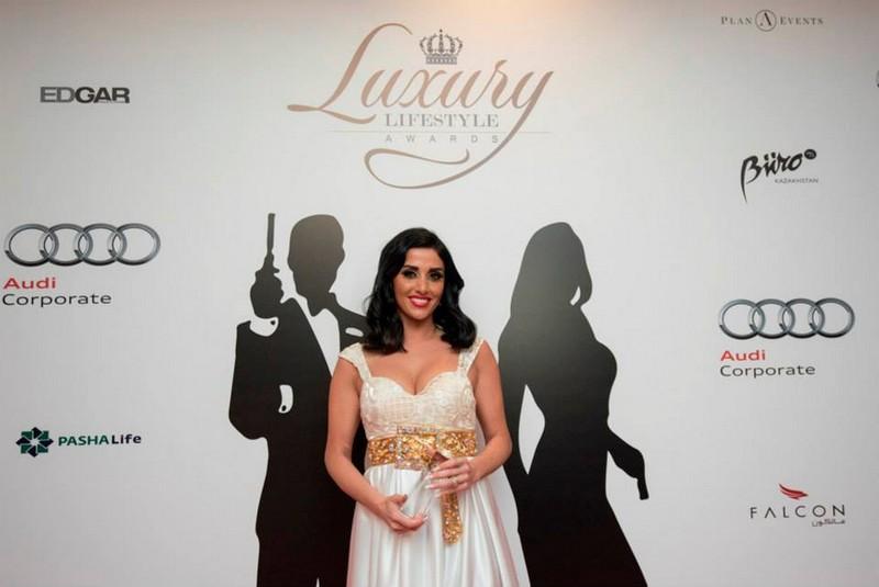 LUXURY LIFESTYLE AWARDS Middle East Ceremony---