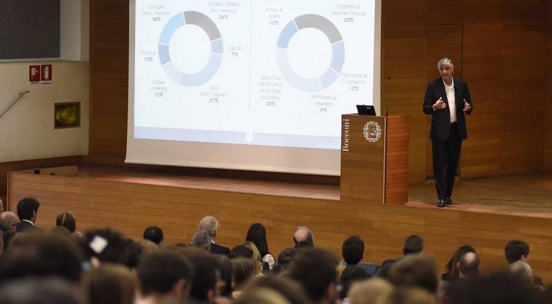 LVMH signs new partnership with Bocconi University