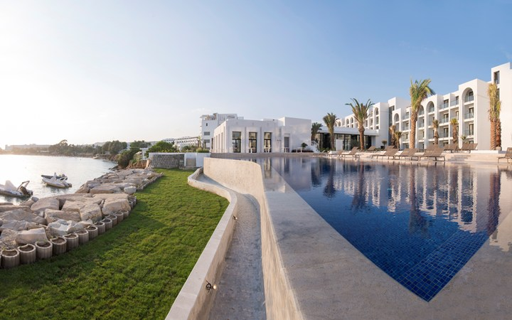 La Badira Hotel, Hammamet, Tunisia