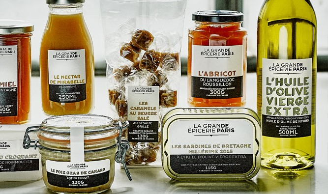 La Grande Epicerie de Paris - the gourmet brand