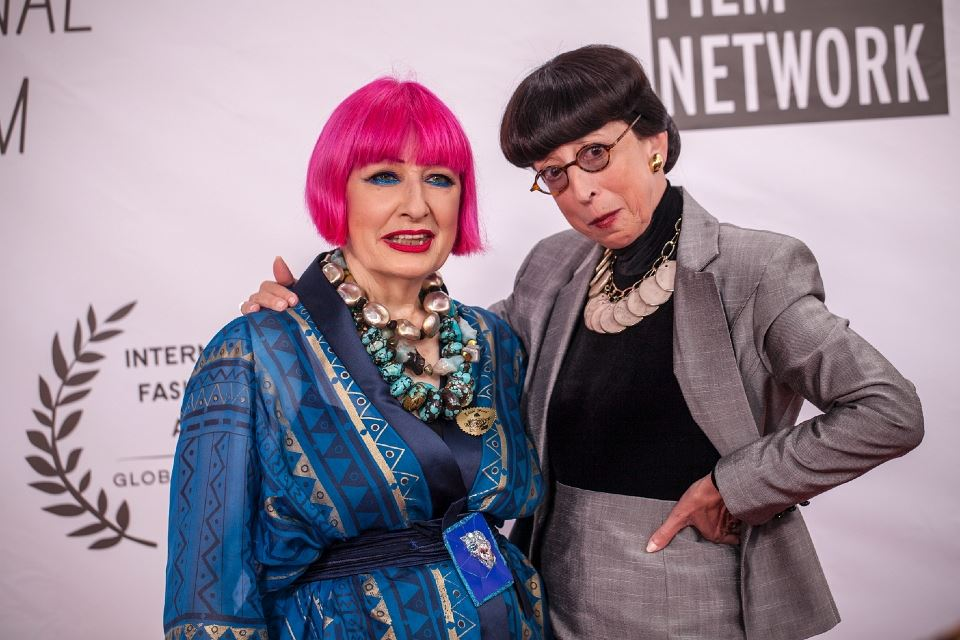 La jolla fashion film festival 2014 world renowned fashion designer