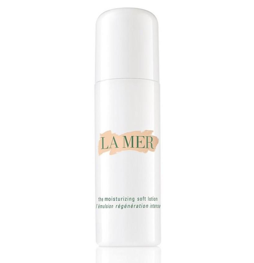 la mer the moisturising soft lotion