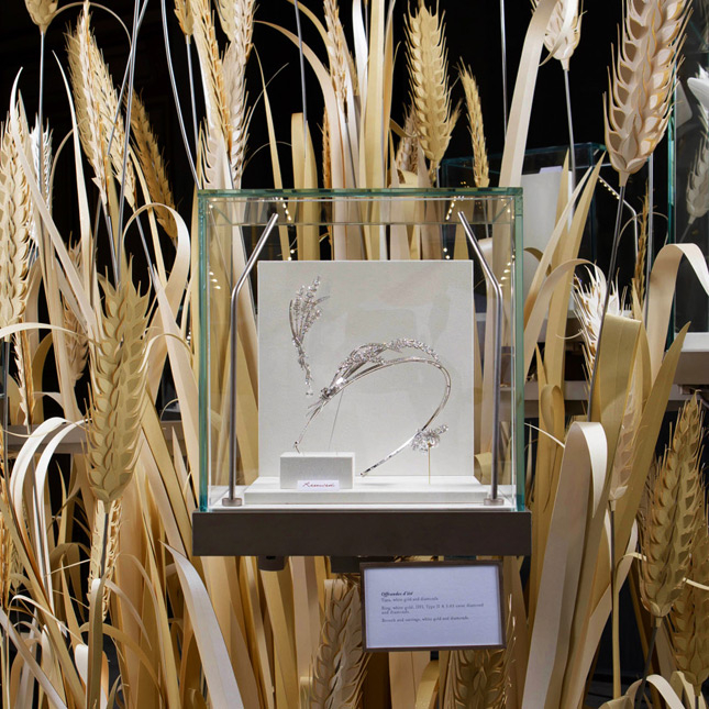 La Nature de Chaumet - Chaumet unveiled its new High Jewellery collection at the Musée Bourdelle Paris