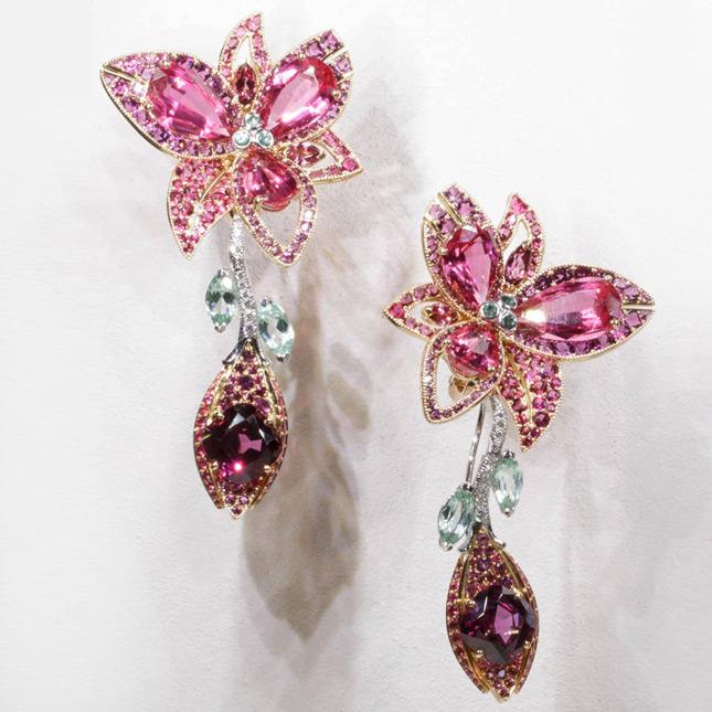 La Nature de Chaumet - Chaumet unveiled the High Jewellery collection at the Musée Bourdelle Paris - 2luxury2-com