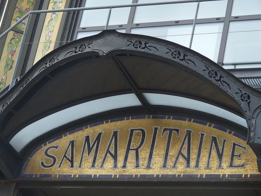 La Samaritaine-