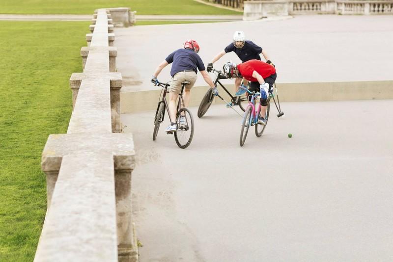 Lacoste Bike Polo