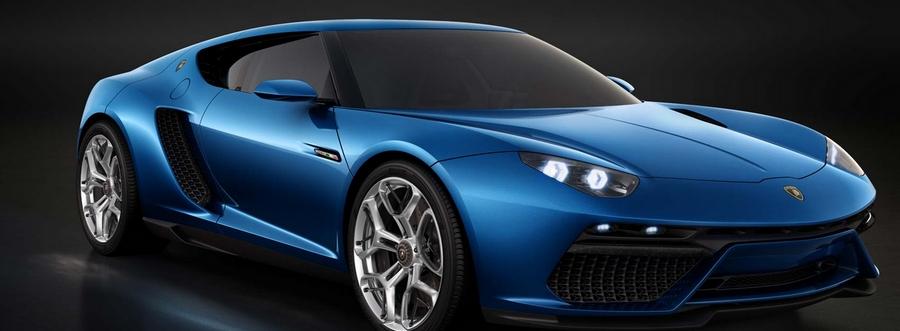 Lamborghini Asterion LPI 910-4 concept-