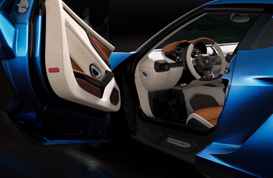 Lamborghini Asterion LPI 910-4 concept