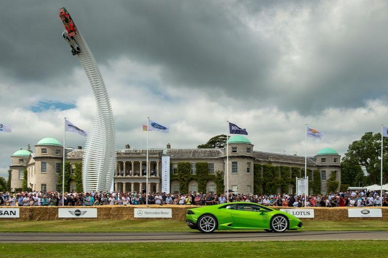 Lamborghini Goodwood Festival of Speed 2015