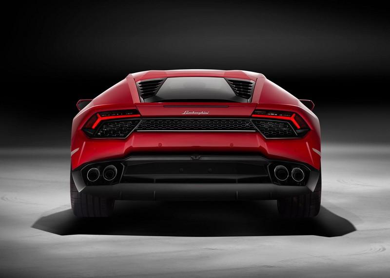 Lamborghini Huracán LP 580-2 -