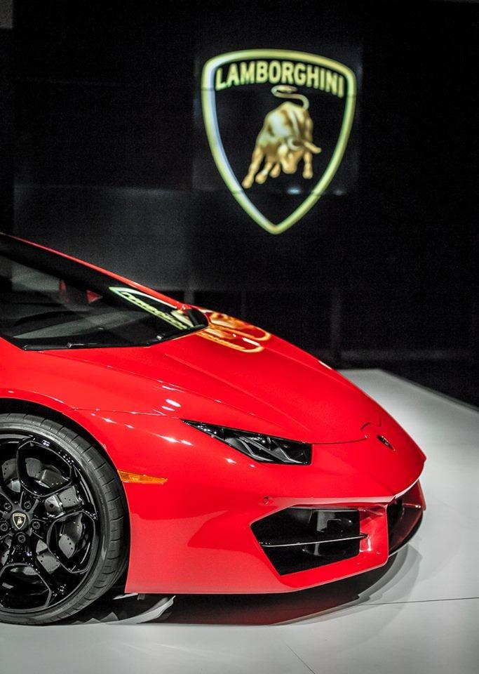 Lamborghini Huracán LP 580-2 -002