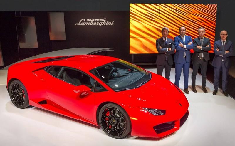 Lamborghini Huracán LP 580-2 -003