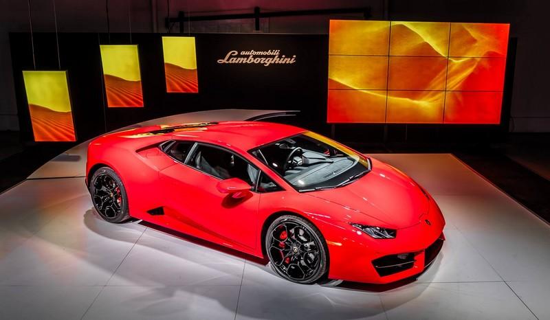 Lamborghini Huracán LP 580-2 -006