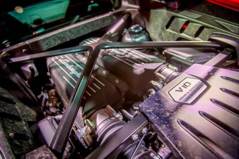 Lamborghini Huracán LP 580-2 --