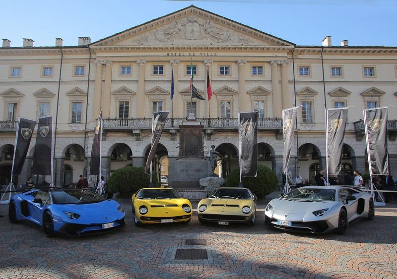 Lamborghini Miura celebrates its 50th anniversary on the roads of The Italian Job-2luxury2