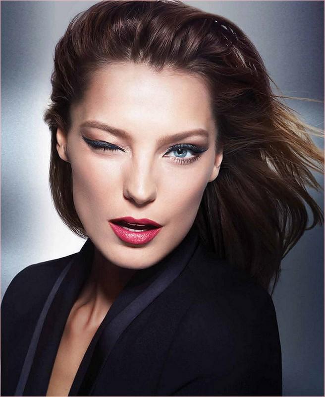 Lancôme x Jason Wu Makeup Ad - Daria