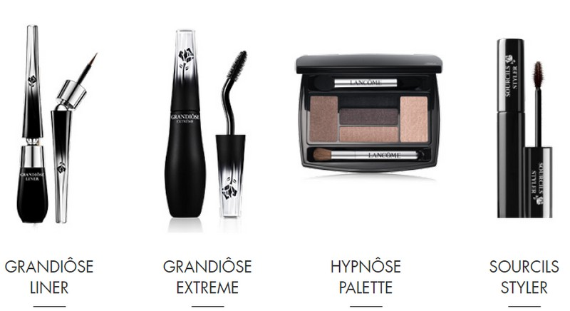 Lancome 2016 new Grandiôse Liner - products