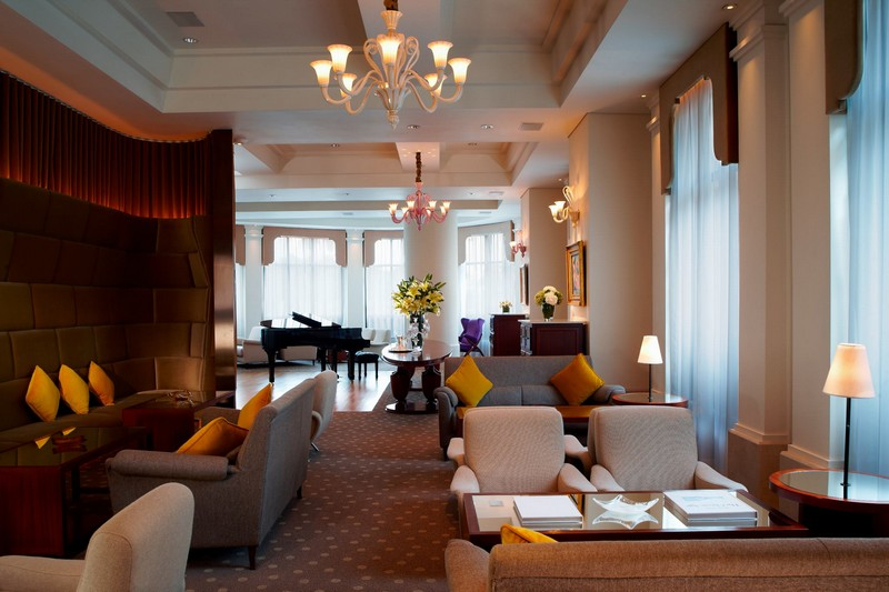 Lanson Place Hotel in Hong Kong, China