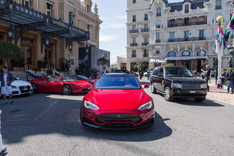 Larte Design cars in Monaco