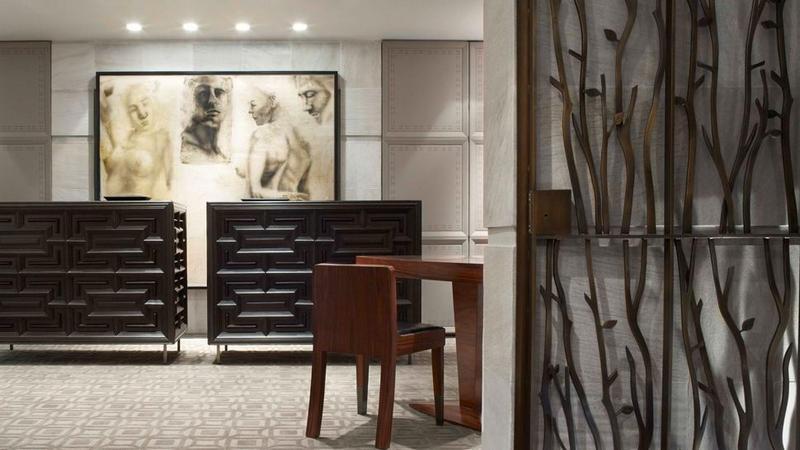 Las Alcobas Luxury Collection Mexico City-001