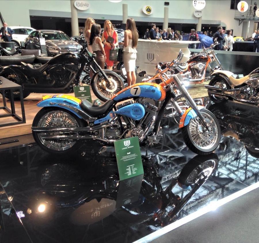 Lauge Jensen Motorcycles --2015-