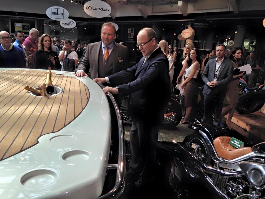 Lauge Jensen Motorcycles -2015 top marques monaco