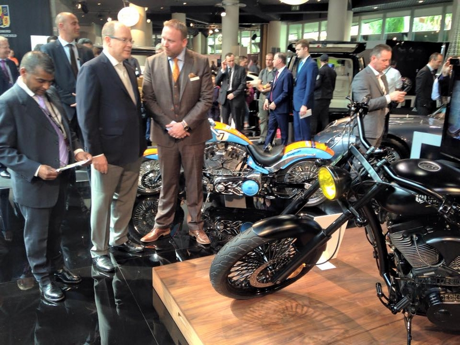 Lauge Jensen Motorcycles --2015