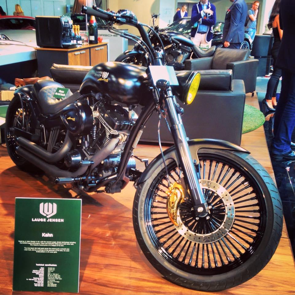 Lauge Jensen Motorcycles -The Tender solution-kahb