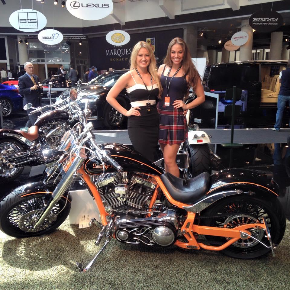 Lauge Jensen Motorcycles -top marques monaco