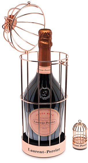 Laurent-Perrier Cuvée Rosé limited edition 2015