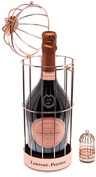 Laurent-Perrier Cuvée Rosé limited edition 2015