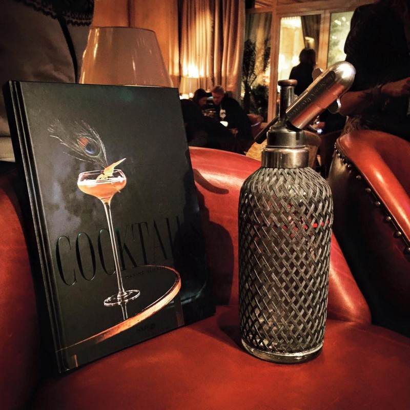 Le Bristol Cocktail Book 2015