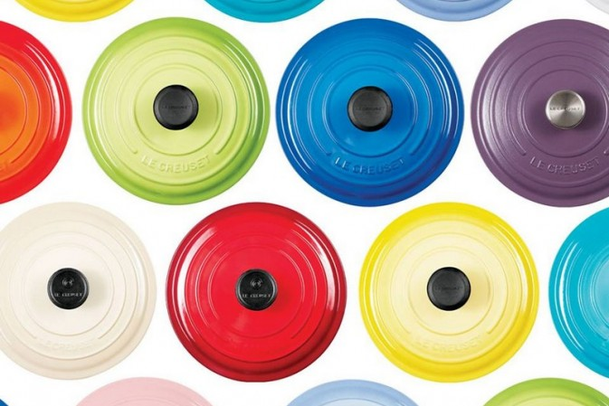 Sure to be cherished in kitchens around the world: Le Creuset's limited-edition 90th Anniversary Original Cocotte
