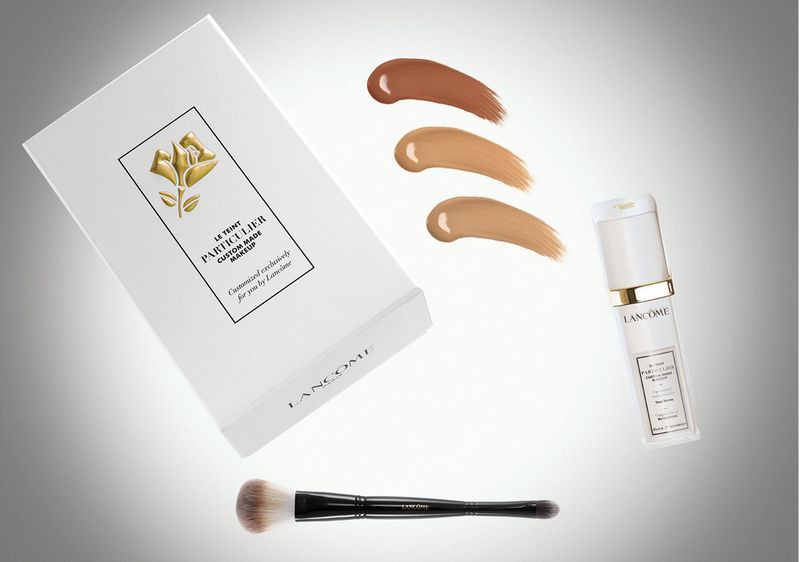 Le Teint Particulier Custom Made Makeup Lancome