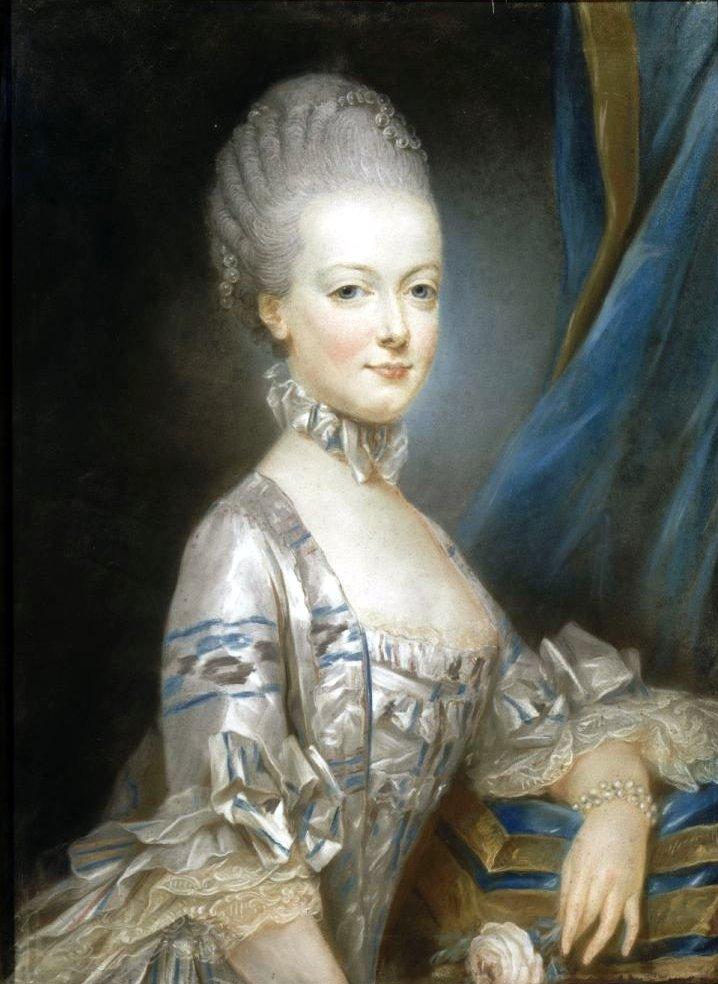 Le bouquet de la Reine Guerlain for Versailles-Marie_Antoinette_by_Joseph_Ducreux